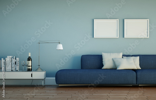Blaues Sofa Buy This Stock Illustration And Explore Similar