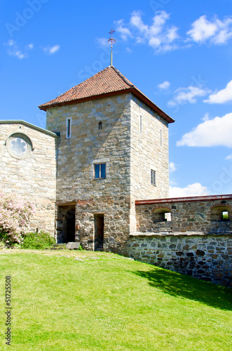 Photo  Details of Akershus Fortress