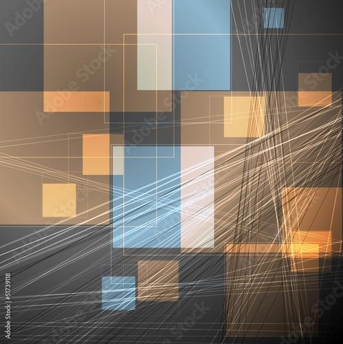Abstract concept vector template - 51739118