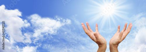 Photo  Healing website header