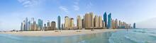 Marina Beach - Panorama (Dubai)