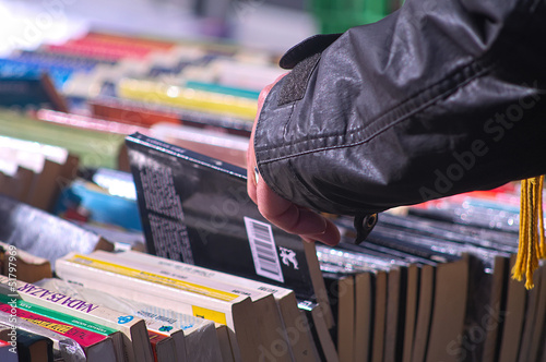 Fotografie, Obraz Libros