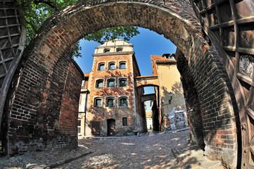 Fototapeta Toruń, Polska
