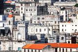 Old decaying buildings in Havana - 51816552