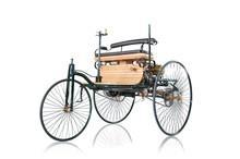 Oldtimer Erstes Auto Der Welt Carl Benz Wagen Auto