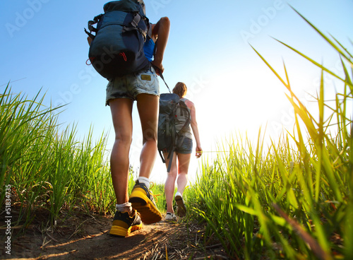 Fotografia  Hikers