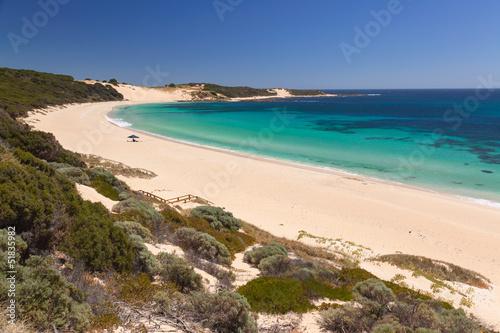 In de dag Australië Indijup Beach in Western Australia