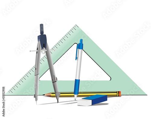Fotografie, Obraz  Dibujo tecnico_13