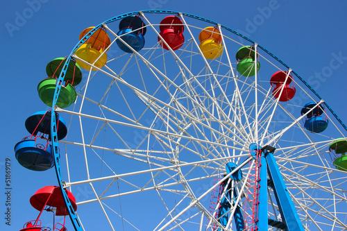 Papiers peints Attraction parc Ferris Wheel