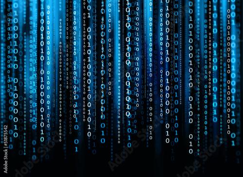 Fotografía  computer code