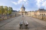 Fototapeta Paryż - Paris Pont des arts Institut de France