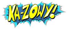Ka Zow - Comic Expression Vector Text