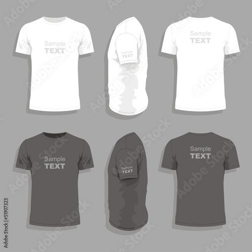 T Shirt Design Template | Men S T Shirt Design Template Kaufen Sie Diese Vektorgrafik Und