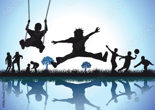 Spiel und Freude