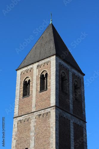 Fotografie, Obraz  Klein St. Martin Kirche Köln