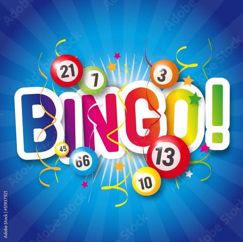 Bingo ! Canvas-taulu