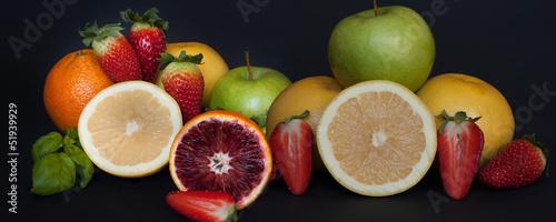 Fototapeta do kuchni Frutta di stagione