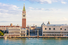 Venice, Piazza San Marco In The Morning