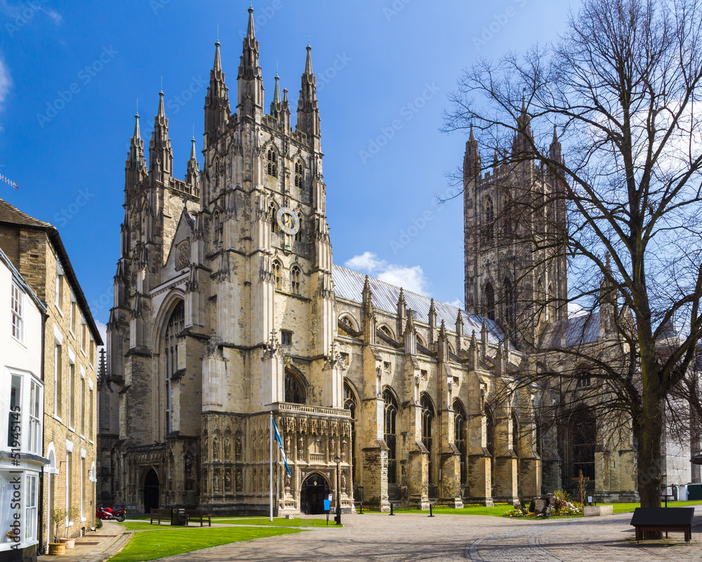 Fototapety, obrazy: Canterbury Cathedral