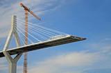 Fototapeta Most - Brückenbau