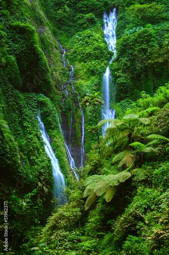 Madakaripura  Waterfall, East Java, Indonesia - 51962371