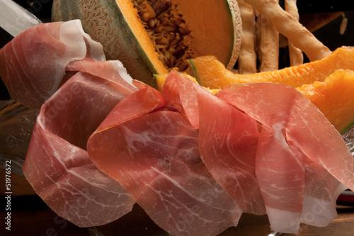 Melone e prosciutto - 51976572