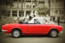 Fiat Vintage Car