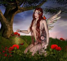 Midsummer Night's Dream Series - Catcher Of Butterflies