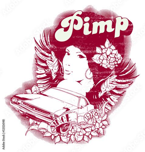 Fotografija  Pimp
