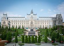 The Palace Of Culture, Iasi, Romania