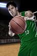 Brazilian Basketball player