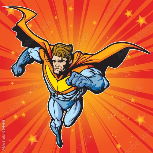 Poster Superheroes Hero 5