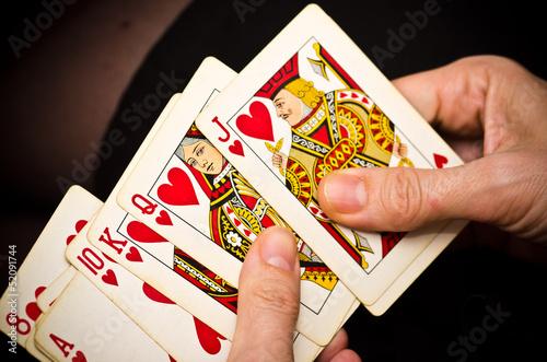 Papel de parede Poker