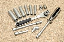 Ratchet Socket Set