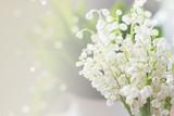Feinheit der lilafarbigen Blumen