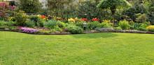 Garten Mit Rasenfläche