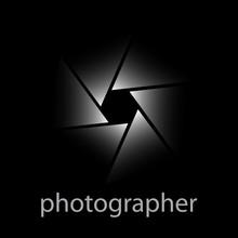 Vector Logo Photographer