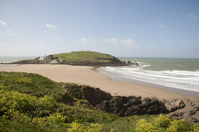 Burgh Island South Devon Engla...