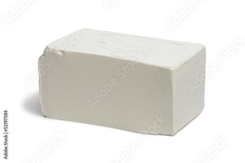 Fresh piece of Feta cheese