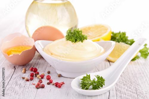 Photo mayonnaise