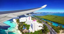 Vol Sur Cancun