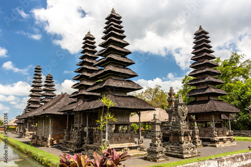 Detail of Pura Taman Ayun temple, Bali