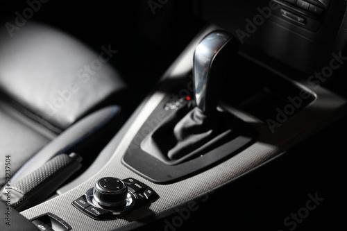 Photo  Car interior