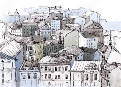 dachy-miejskie