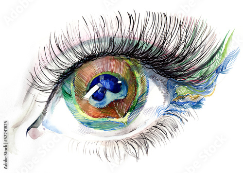 abstrakcyjne-ludzkie-oko