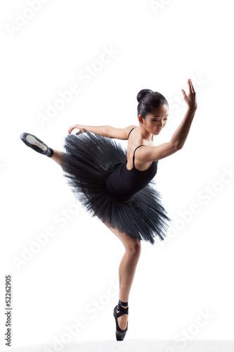 the dancer Obraz na płótnie