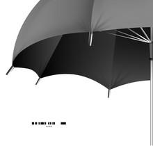 Vector Umbrella Protection Concept