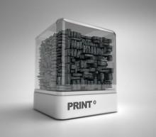 Vintage Print Showcase