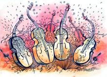 Contrabass Music