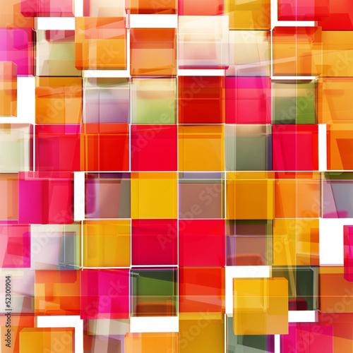 Kwadratowego bloku tekstury abstrakta tło